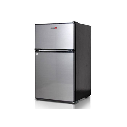图片 FUJIDENZO RBT35SL 3.5 cu.ft Two Door Personal Refrigerator