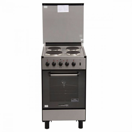 圖片 La Germania FS5004 40XR 50cm range, 4 Electric Hotplate | Electric Oven | Electric Grill with Rotisserie