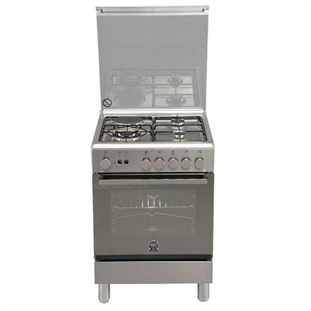 圖片 La Germania TU651 22DX 60cm range, 3 Aluminium Gas Burners + 1 Electric Hotplate │ With Rotisserie