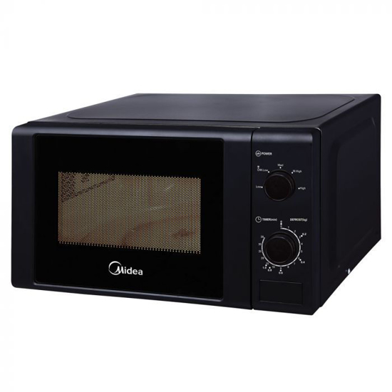 Picture of Midea FP 61MMV020LMSM B1 20 Liters, Microwave Oven