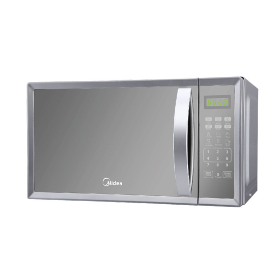 Picture of Midea FP 61MMVO20LETHS 20 Liters, Microwave Oven