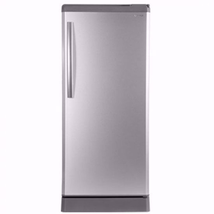 图片 SHARP SJ-DTH55BS-SL 5.5 cu.ft Single Door Semi-Automatic Defrost