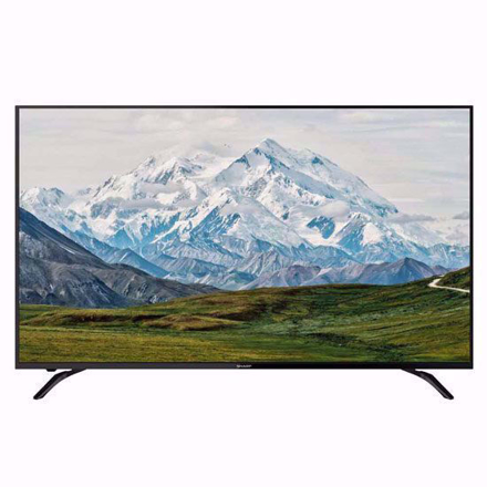 图片 Sharp UHD 4T C60AH1X 60-inch, Ultra HD, Smart TV