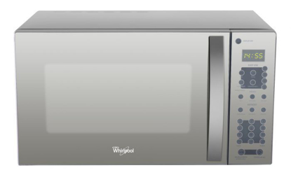 Picture of Whirlpool MWX 203ESB 20 Liters, Microwave Oven