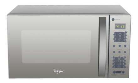 图片 Whirlpool MWX 203ESB 20 Liters, Microwave Oven