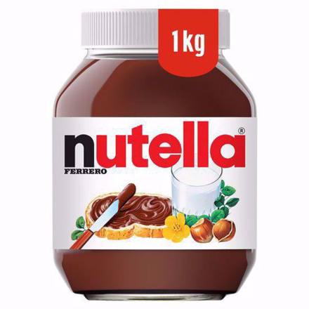 Picture of Nutella Chocolate Hazelnut Spread 1Kg