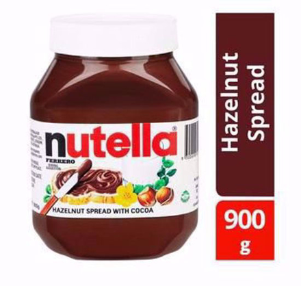 Picture of Nutella Chocolate Hazelnut Spread 900g