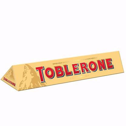 Picture of Toblerone Milk Chocolate 100g