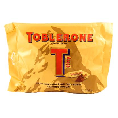 Picture of Toblerone Tiny Milk Chocolate