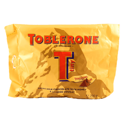 Picture of Toblerone Tiny Milk Chocolate