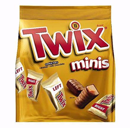 图片 Twix Minis