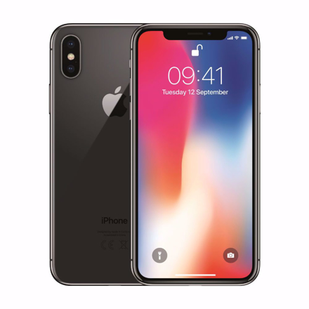 图片 APPLE iPhone X 64GB - Space Gray