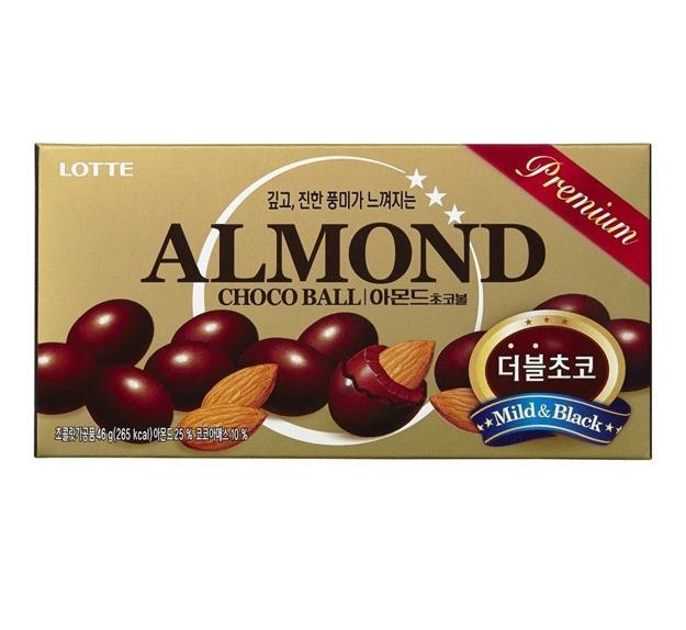 图片 Almond Choco Ball