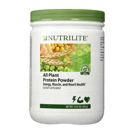 圖片 Nutrilite  All Plant Protein Powder Canister