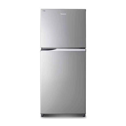 图片 Panasonic 2-Door Top Freezer Fridge NR-BD418PS