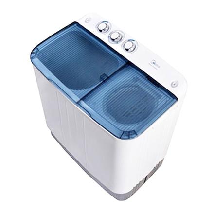 图片 Midea Twin Tub Washing Machine  FP-90LTT060GMTM-B