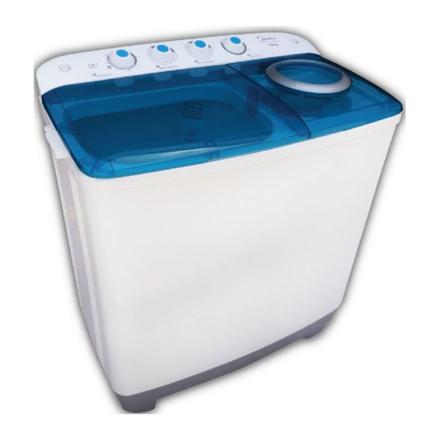 图片 Midea Twin Tub Washing Machine  FP-90LTT080GMTM-B