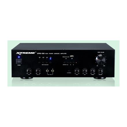 圖片 Xtreme Amplifier XPRO-500