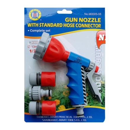 图片 Gun Nozzle With Standard Hose Connector M0004