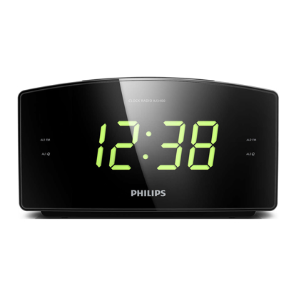 Picture of Philips Clock Radio- AJ3400/12