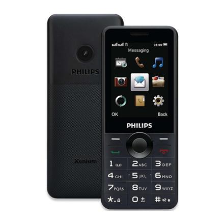 图片 Philips Mobile Phone E168