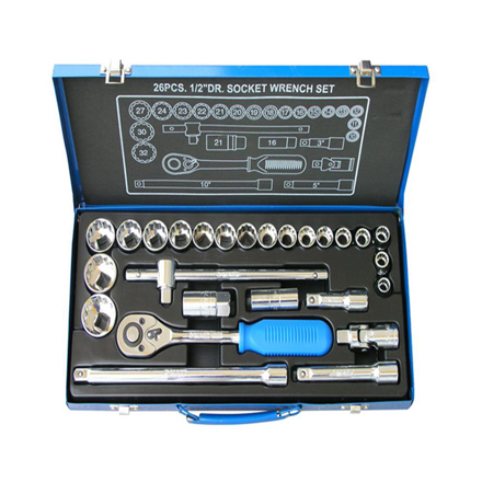 圖片 26-Piece Socket Set K0010