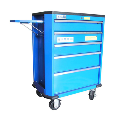 Picture of Five layer Caster Cabinet L0055