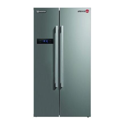 图片 Fujidenzo Side by Side Refrigerator ISR 20 SS