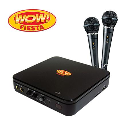 图片 Wow Fiesta DVD Karaoke WF-220DVD