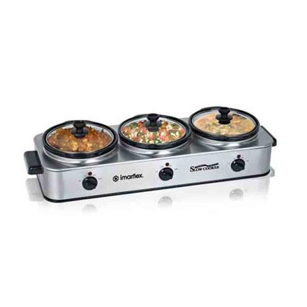 圖片 Triple Variety Slow Cooker ISC-325S