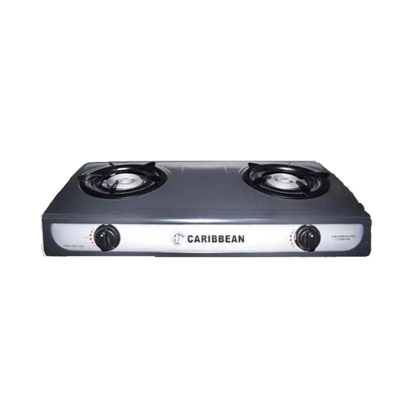 Picture of Caribbean Double Burner Gas Stove CBGS -2009