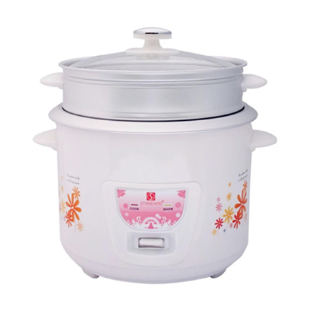 圖片 Standard Rice Cooker with Steamer