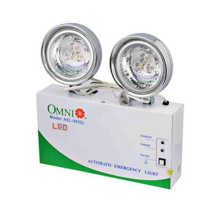 Picture of Automatic Emergency Light AEL-9032L