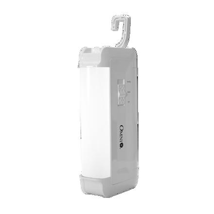 图片 Rechargeable Emergency Light AEl-100