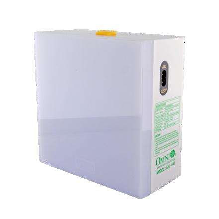 图片 Square Rechargeable Emergency Light With USB charger AEL-640