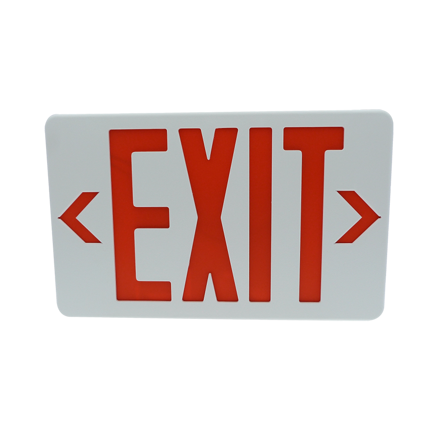 图片 Exit Sign (Thermoplastic Housing) LED/X-202/R