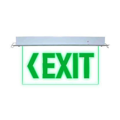 Picture of Exit Sign (Recessed) LED/X-300/L