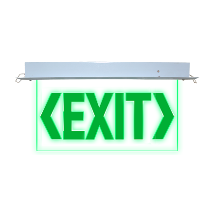 图片 Exit Sign (Recessed) LED/X-300/D