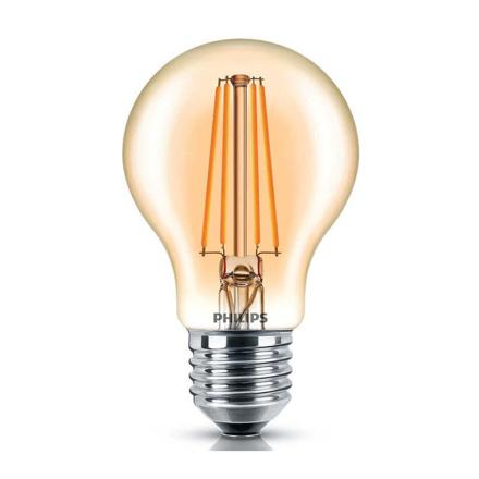 图片 LED CLASSIC A60 E27 2000K GOLD AP