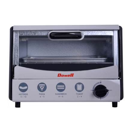 图片 Dowell Oven Toaster- DOT615
