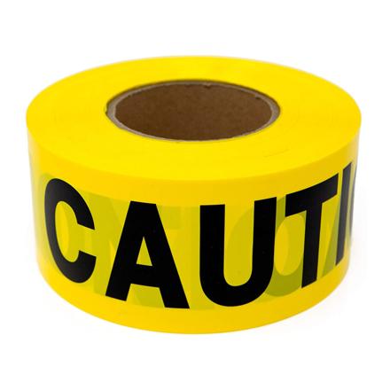 图片 Warning/Caution Tape 3 x 300M