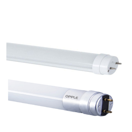 图片 Opple LED Ecomax/Utility T8 Tube - LED-E-T8-600MM-9W-3000K-GLASS
