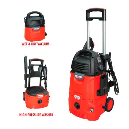 图片 High Pressure & Vacuum Cleaner ZKK-1090WV