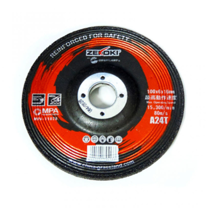 Picture of Grinding Discs For metal Type 27 ZKK-DCW-100