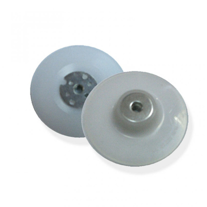 Picture of PVC Backing Pad With Arbor Hole ZBP-0125T