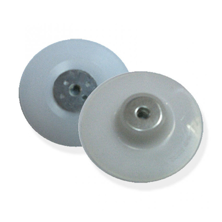 Picture of PVC Backing Pad With Arbor Hole ZBP-140200PT