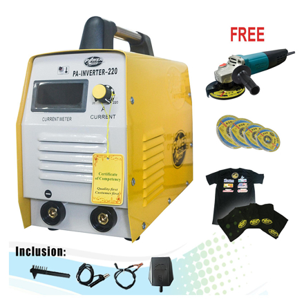 Picture of Portable Welding Machine PA-INVERTER 220