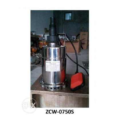Picture of Submersible Pumps Clear Water Stainless Body ZCW-0750S