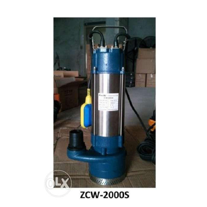 Picture of Submersible Pumps Clear Water Stainless Body ZCW-2000S