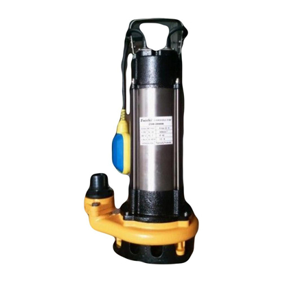 Picture of Sewage Water Stainless Body With Silicon Carbide Seal ZSW-2000S